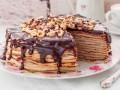 Что приготовить на Масленицу: ТОП-5 рецептов сладкого блинного пирога
