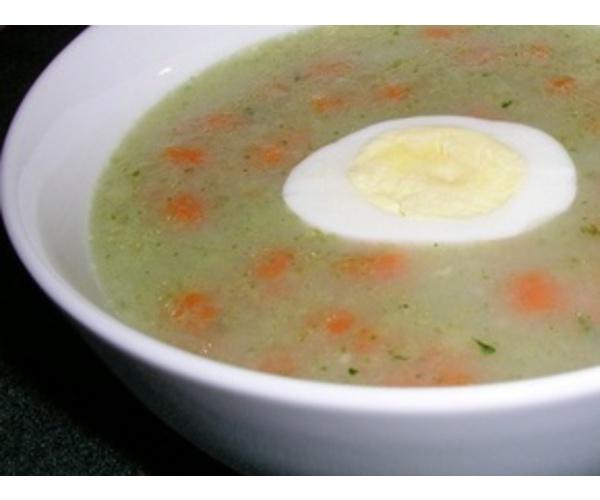 Рецепт                  Суп «Агуадито»