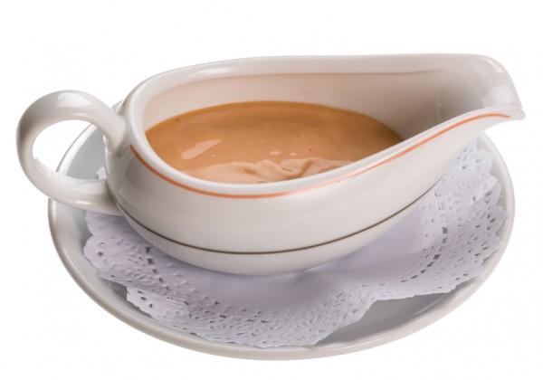 Рецепт                  Сметанно-томатный соус