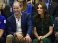 Кейт Миддлтон и принц Уильям посетили Британскую Колумбию