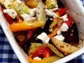 Овощное рагу по-гречески