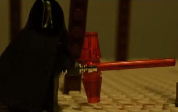 В сети появился lego трейлер седьмых