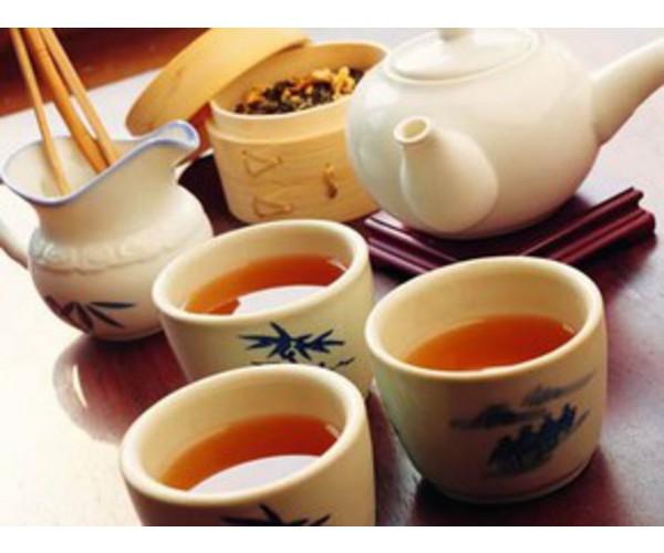 Рецепт                  Витаминный чай