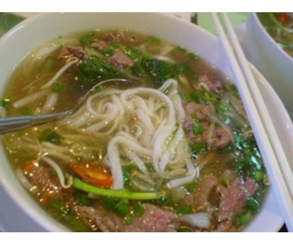 Рецепт                  Вьетнамский суп с говядиной и лапшой