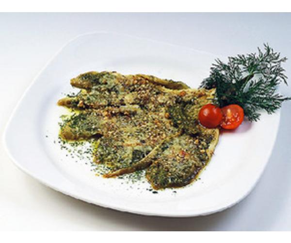 Рецепт                  Баклажаны с пармезаном