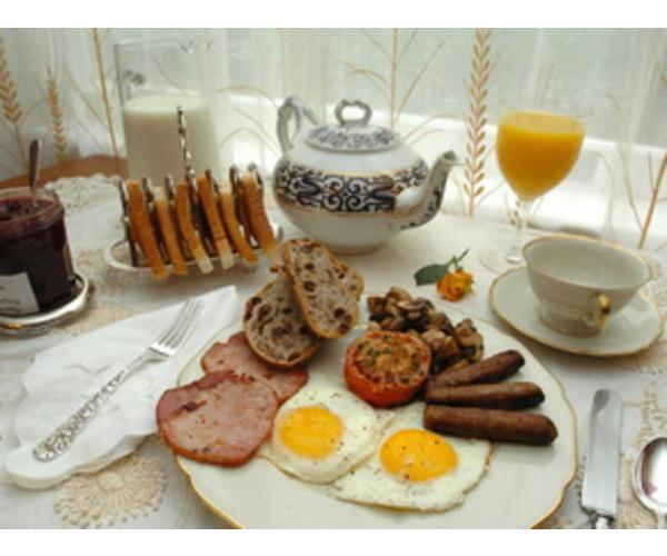 Рецепт                  Ирландский завтрак