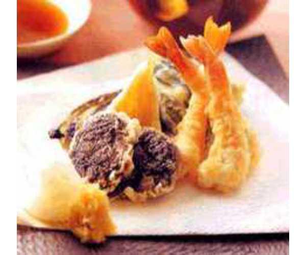 Рецепт                  Темпура