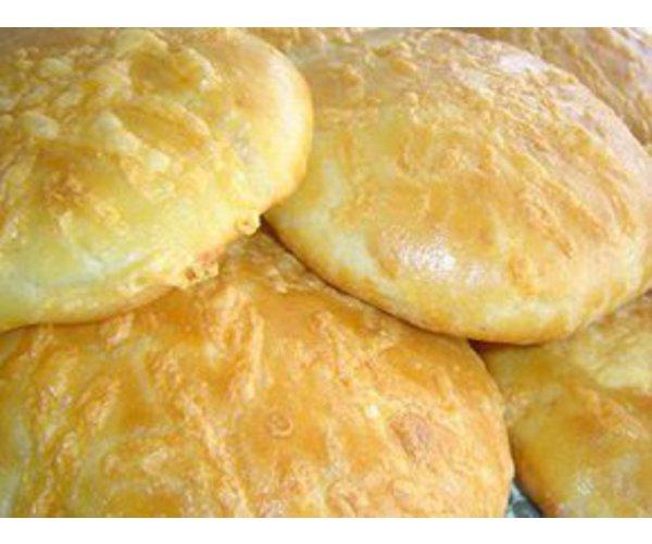 Рецепт                  Сырные булочки с картофелем