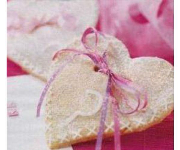 Рецепт                  Съедобные валентинки