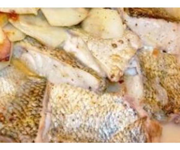 Рецепт                  Крокеты рыбные