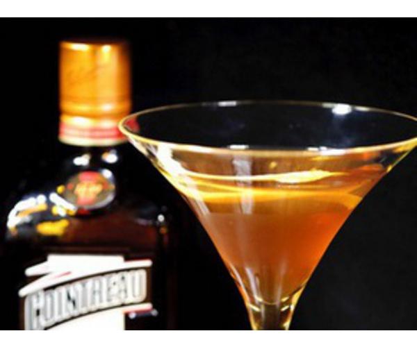 Рецепт                  Апельсиново-шоколадный мартини