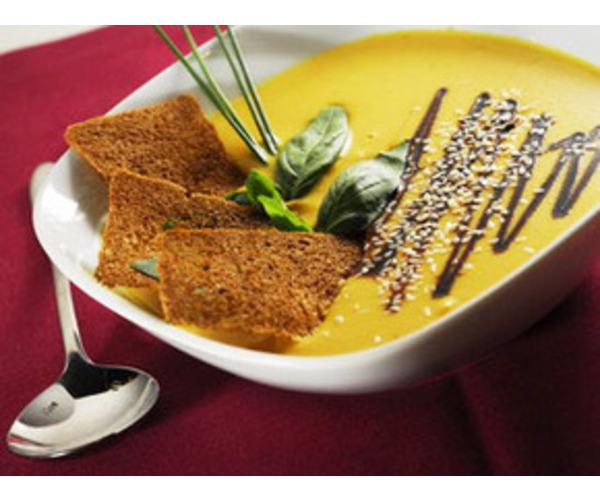Рецепт                  Суп-пюре из овощей