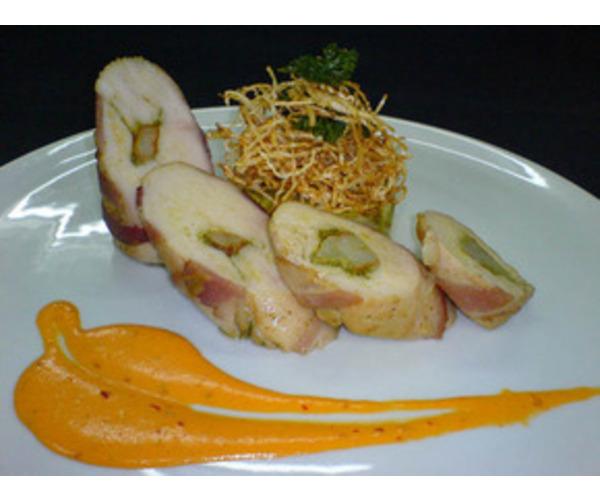 Рецепт                  Морские гребешки фри