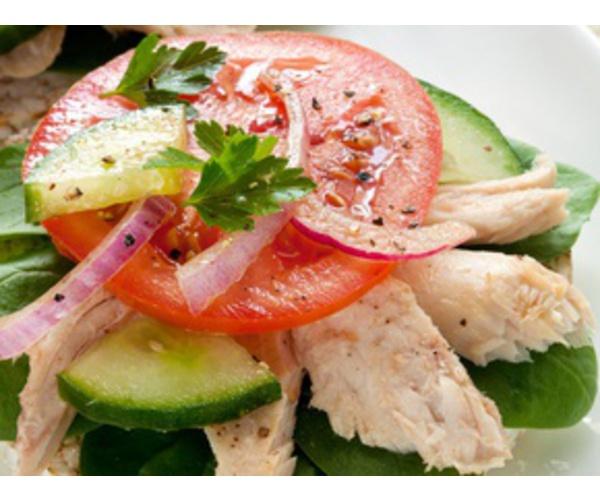 Рецепт                  Салат с куриной грудкой