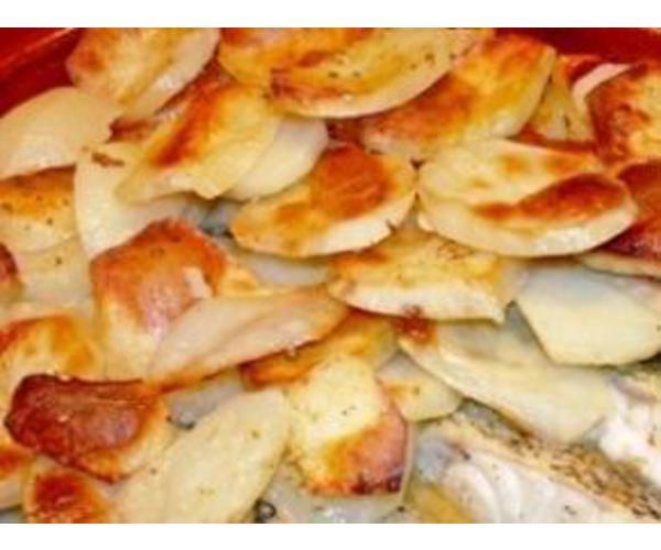 Рецепт                  Лазанья с сыром и капустой