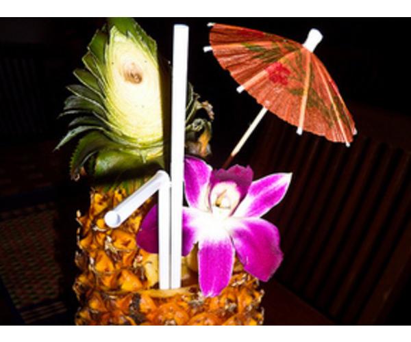 Рецепт                  Карибский кулер с ананасом