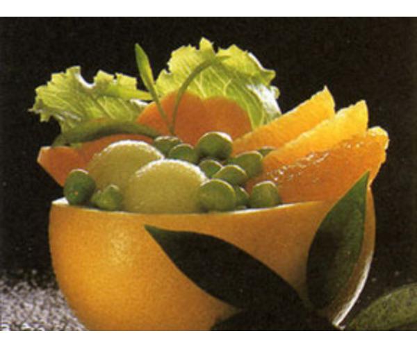 Рецепт                  Калифорнийский салат