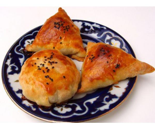 Рецепт                  Ашкавак-самса