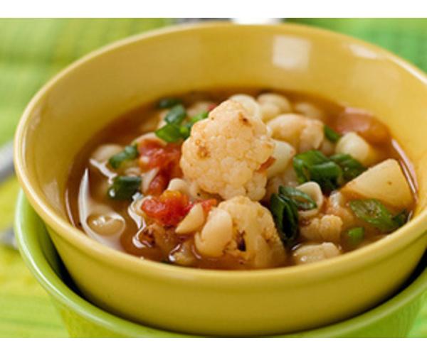 Рецепт                  Пикантный куриный суп