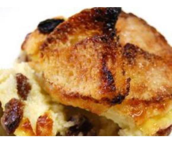 Рецепт                  Фруктовый хлебный пудинг