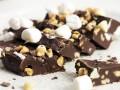 Шоколадный фадж: три вкусные идеи