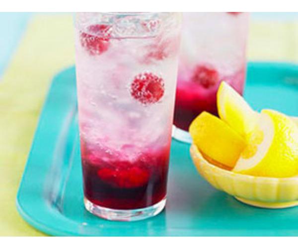 Рецепт                  Зеленый чай с фруктами и льдом