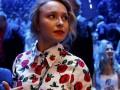 Бой Кличко-Леапаи: Паннетьери в скромном наряде поддержала жениха