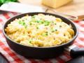 Быстрый рецепт макарон с сыром