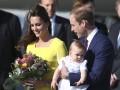 Кейт Миддлтон родила: Фото королевской пары с первым ребенком