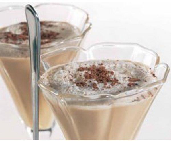 Рецепт                  Кофейно-молочный коктейль