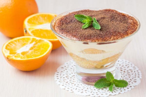 Рецепт                  Десерты на Новый год: Тирамису с апельсинами