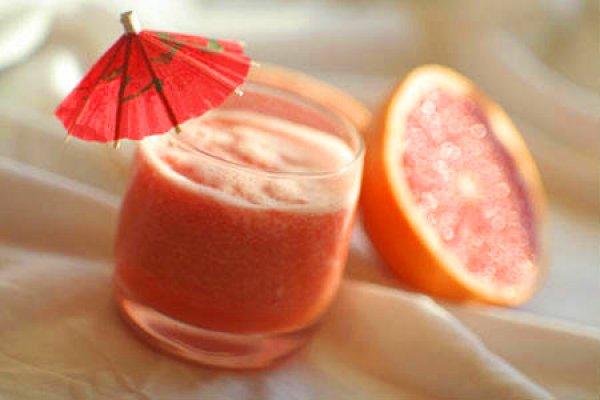 Рецепт                  Витаминный напиток из грейпфрута