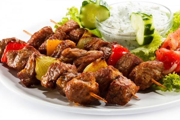 Рецепт                  Шашлык из свинины