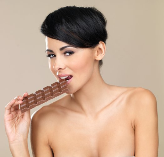 Шоколадная диета помогает снизить вес
