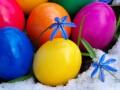 Окрашивание яиц традиционными способами