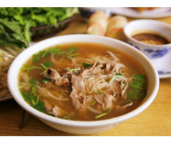 Рецепт                  Вьетнамский суп-лапша