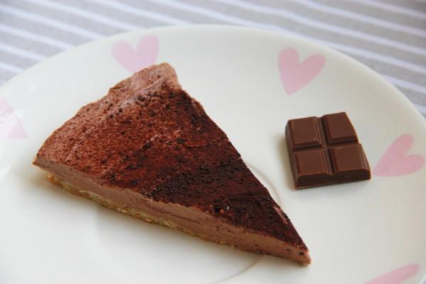 Рецепт                  Шоколадный чизкейк без выпечки