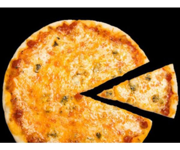 """Рецепт                  Пицца """"четыре сыра"""""""