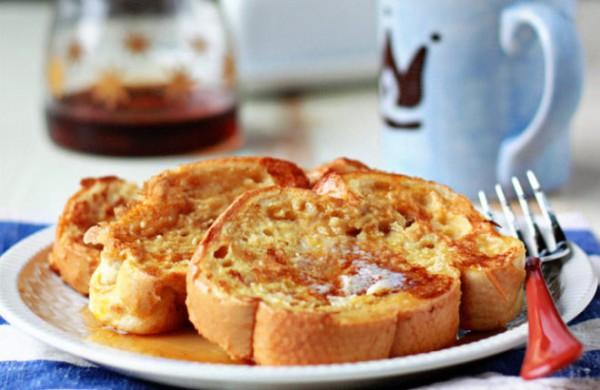 Субботний завтрак: французские тосты с апельсинами