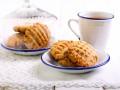 Как приготовить простое печенье с арахисовым маслом