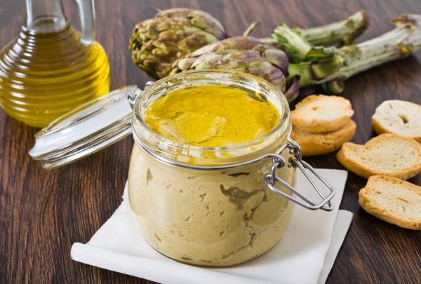 рецепт артишоки соус