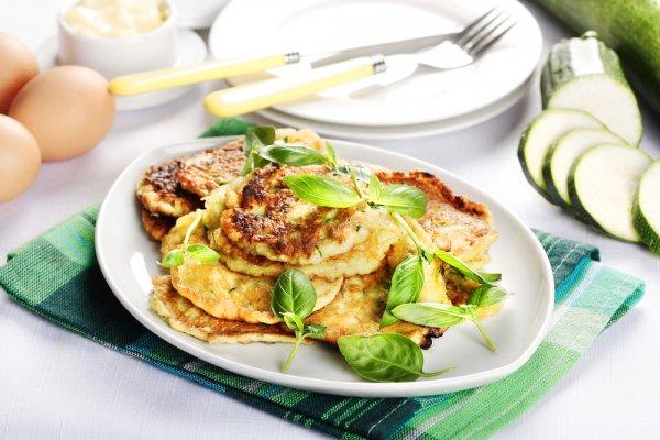 Рецепт                  Овощные оладьи: ТОП-5 рецептов