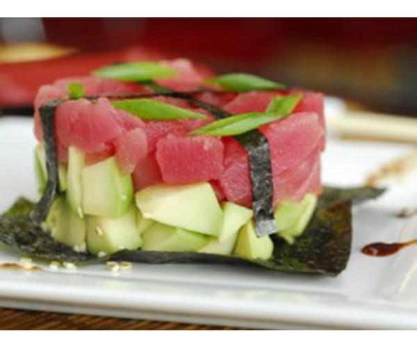 Рецепт                  Тар-тар из тунца и авокадо