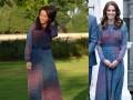 Бюджетная версия: девушка копирует наряды Кейт Миддлтон