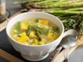 Как приготовить суп из зеленой спаржи