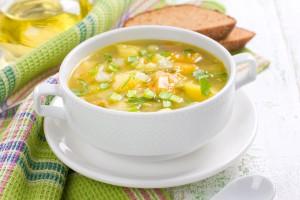 Этот суп со спокойной совестью могут себе позволить дамы, сидящие на диете
