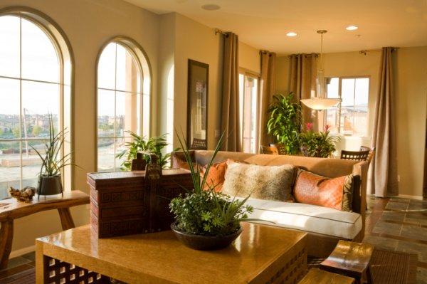 Правила здорового дома помогут тебе придать интерьеру целебные свойства