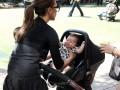 Виктория Бекхэм и ее дочь: Первый шопинг