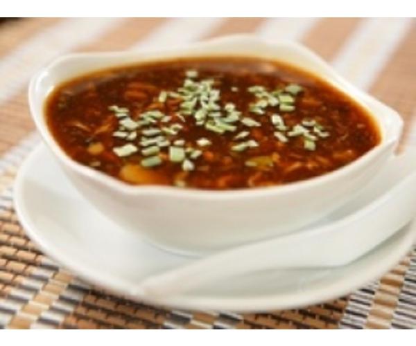 Рецепт                  Овощной суп из порея