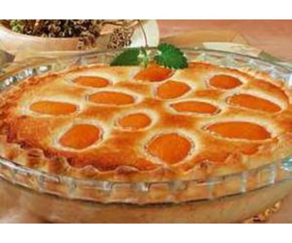 Рецепт                  Запеканка с абрикосами